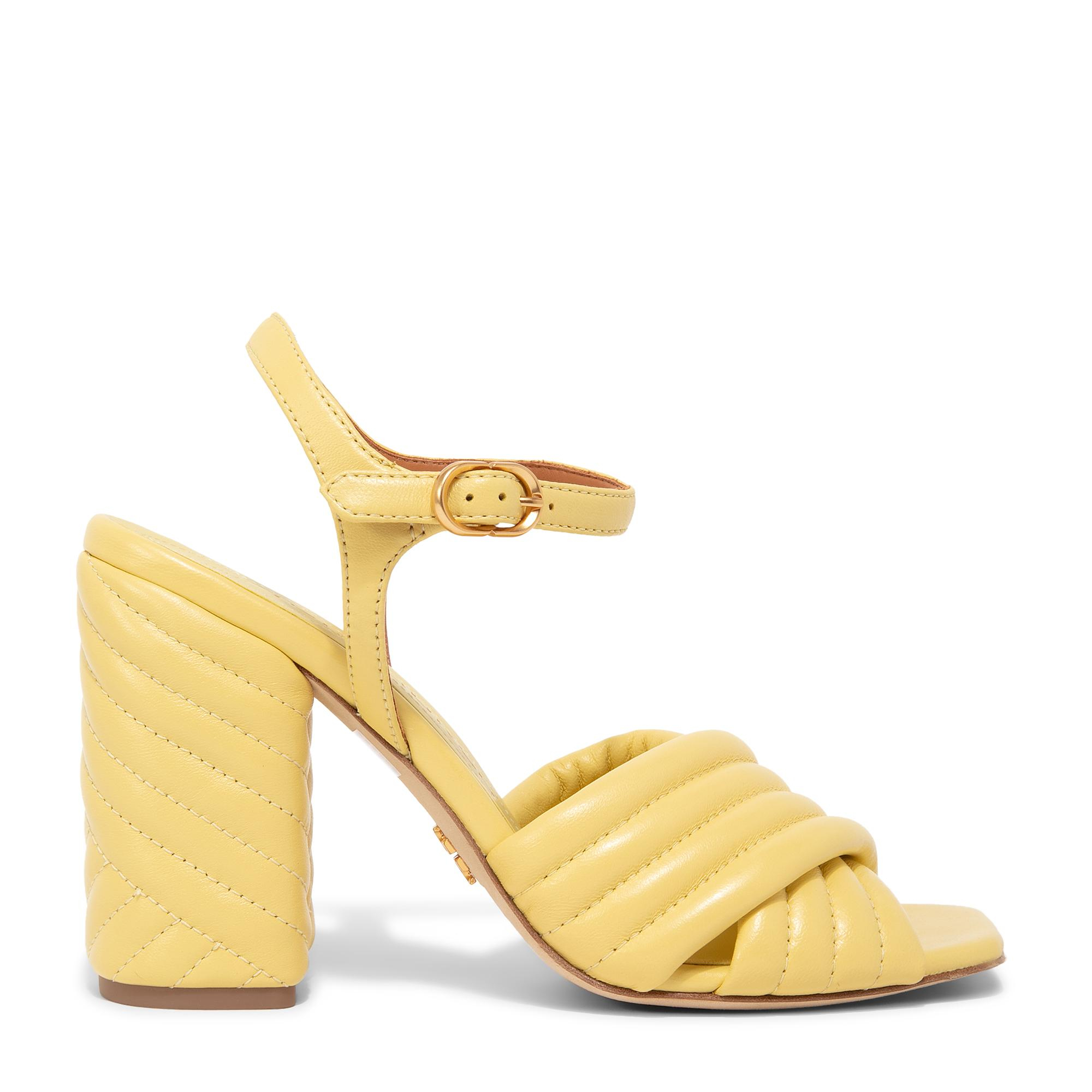 Kira quilted sandals