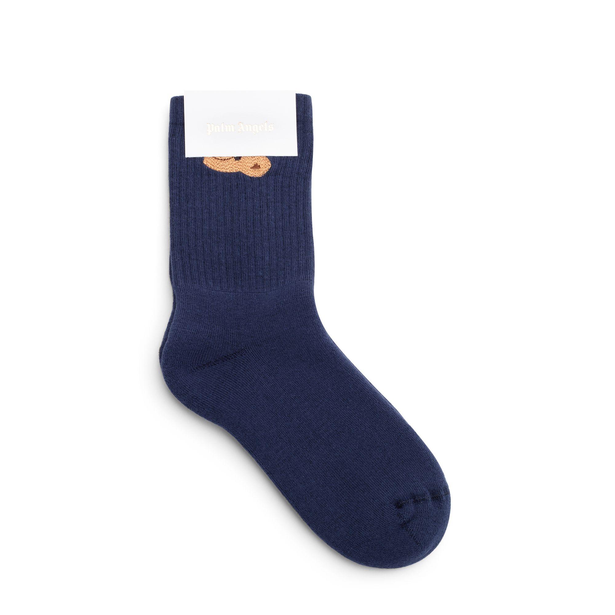 Bear mid-high socks