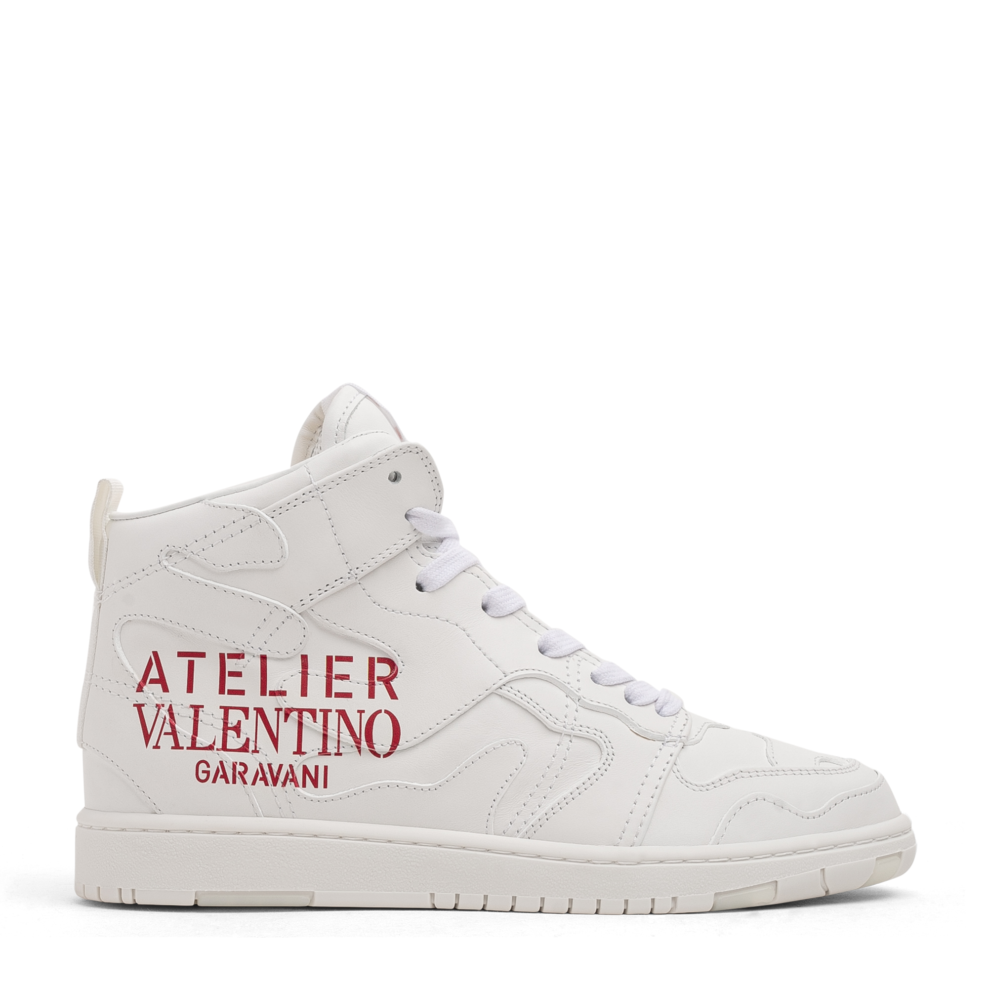 Atelier Shoes 07 Camouflage Edition mid-top sneakers